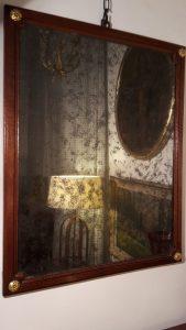 Antico specchio genovese