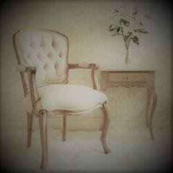Sedie antiche, poltrone e seggioloni
