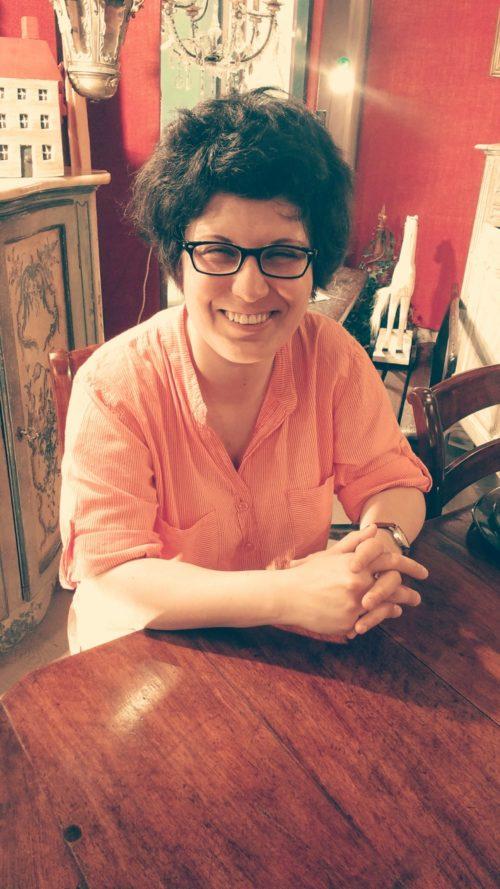 Elena Pesce, proprietaria di Rattopennugo