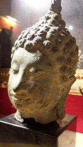 Statua indiana antica